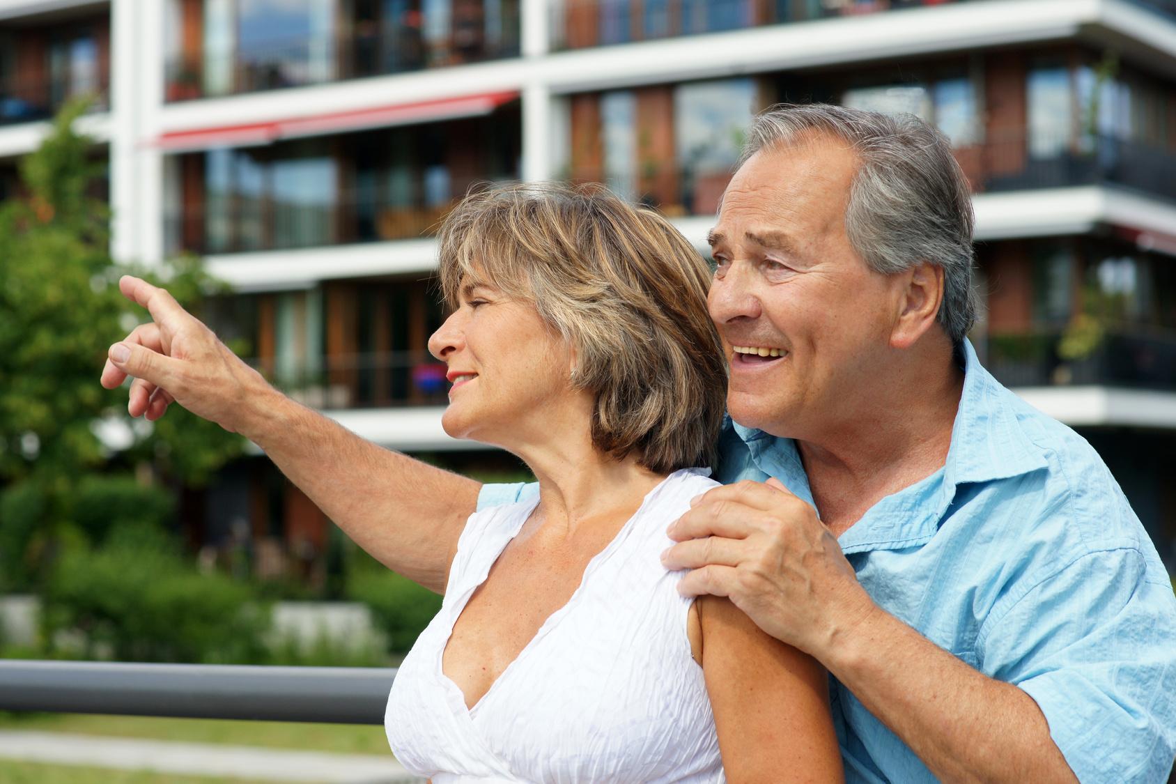 Ratgeber betreutes Wohnen, Servicewohnen, Infos und Tipps. Wohnungssuche für Senioren und 60+