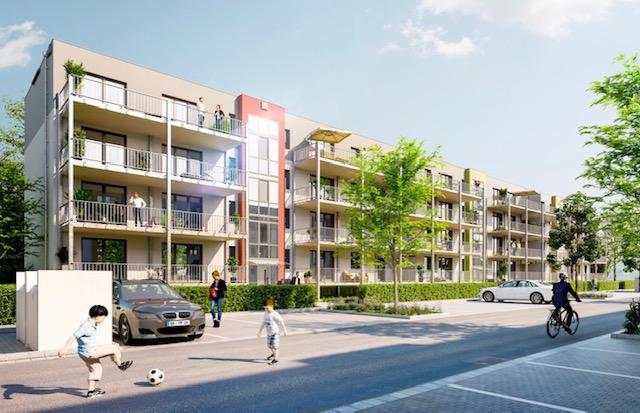 Moderne Eigentumswohnungen in Schweinfurt, provisionsfrei!